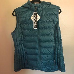 Ultra light down vest